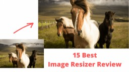 Top 15 Best Image Resizer Review 2021