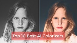 Top 10 Best AI Colorizers to Colorize Black and White Photos
