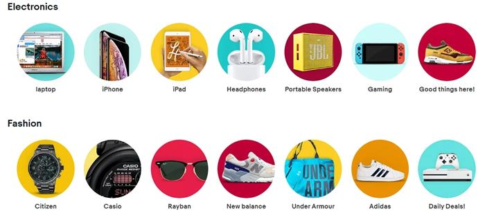 ebay-ecommerce-site