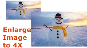 How to Change Image Size with AI Image Enlarger