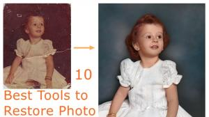 Top 5 Best Old Photo Restoration Software Review and List 2021