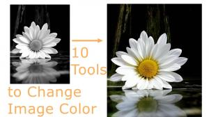 Top 10 Tools To Change Color of Image