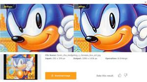 Enlarge Video Game Box Art Images Online With This AI-Powered Tool