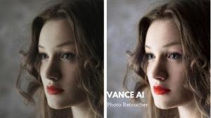 Photos Makeover with Vance AI Photo Retoucher