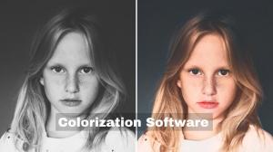 Best 5 Software to Convert Black and White Photo to Color