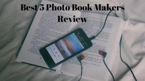 Best 5 Photo Book Makers Review