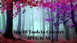 Top 10 Tools to Convert JPEG to AI